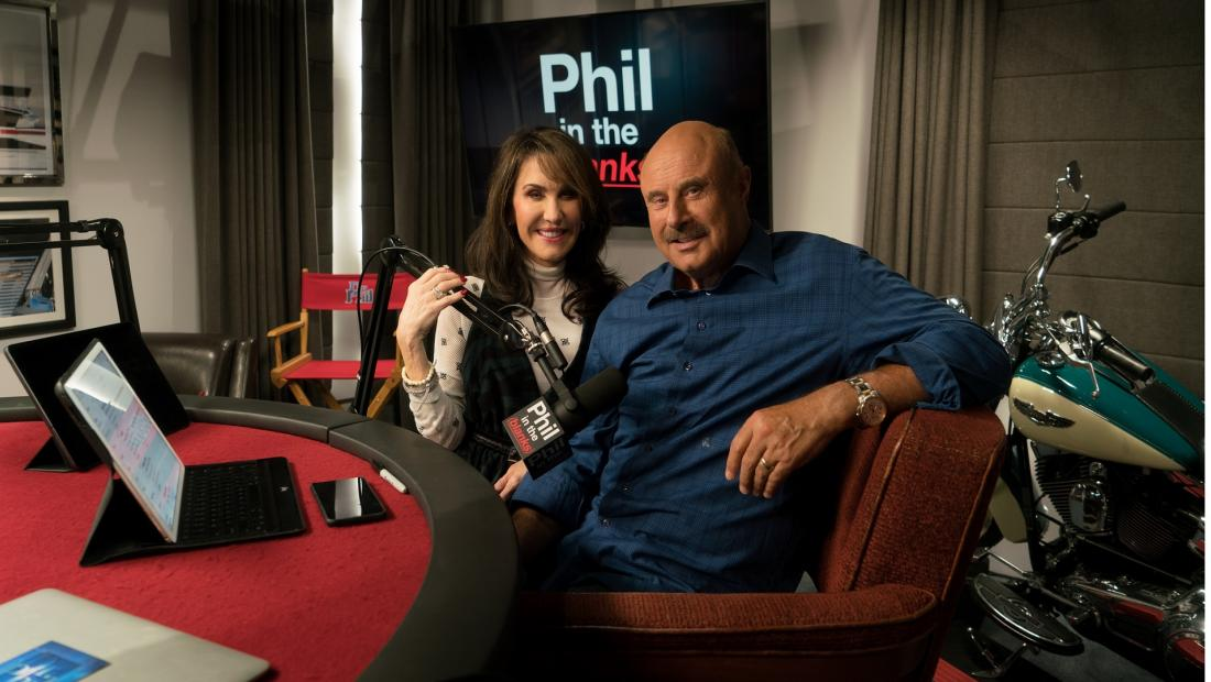 When Robin McGraw Knew Dr. Phil Was 'The One' - Next 'Phil In The Blanks'