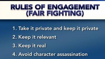 Rules for Fighting Fair graphic