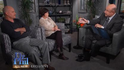 Two parents are interviewed by Dr. Phil