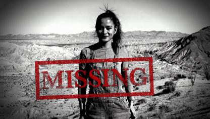 Photo of a missing girl.