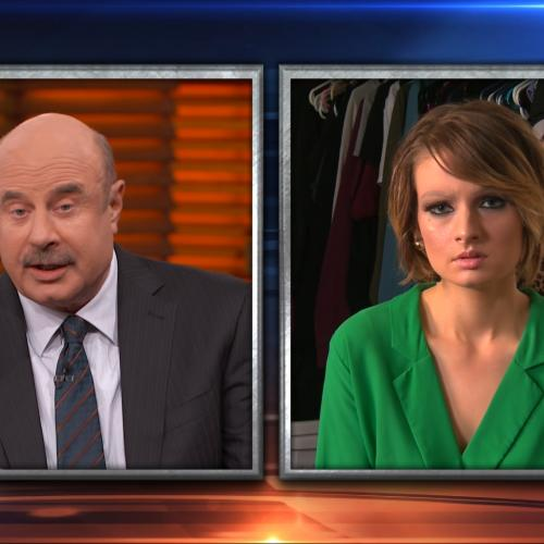 'You Don't Have To Leave Your Safe Place To Do This,' Says Dr. Phil, Referring A Guest With Severe Agoraphobia To Telemedicine For Treatment