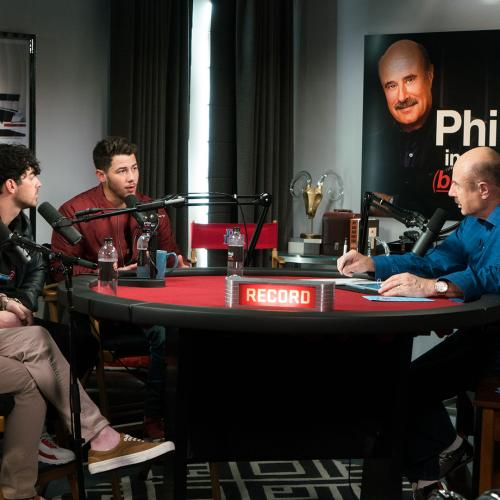 Jonas Brothers on Phil in the Blanks podcast