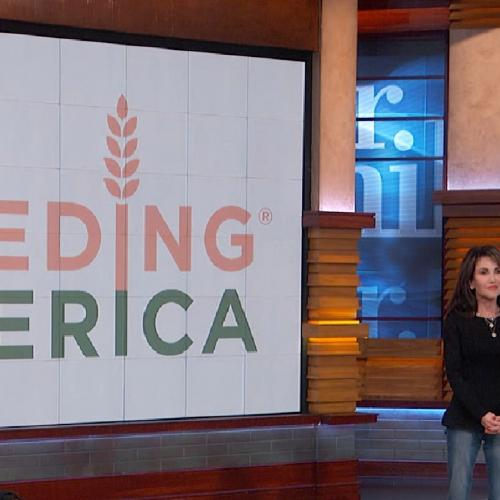 Give The Gift Of Meals This Holiday Season With A Donation To Feeding America