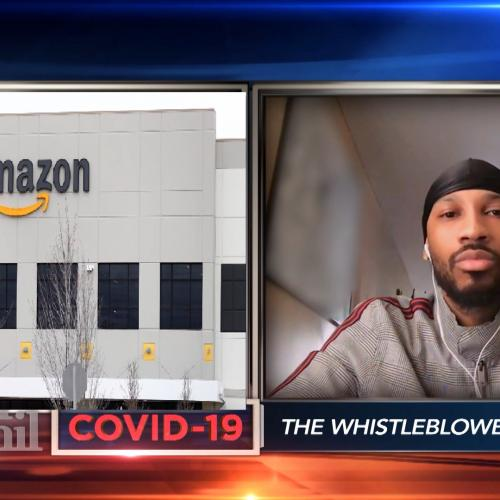 Open Letter To Amazon CEO Jeff Bezos From Former Staten Island Warehouse Worker Chris Smalls