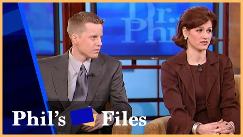 Guests on Dr. Phil's stage