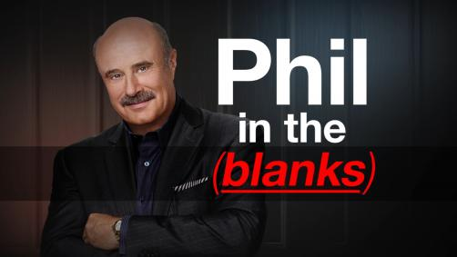 "Dr. Phil revisits the 16 steps people can take to dramatically change their lives on Episode 10 of ""Living By Design"" on the ""Phil in the Blanks"" podcast."