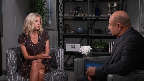 Lindsie Chrisley and Dr. Phil