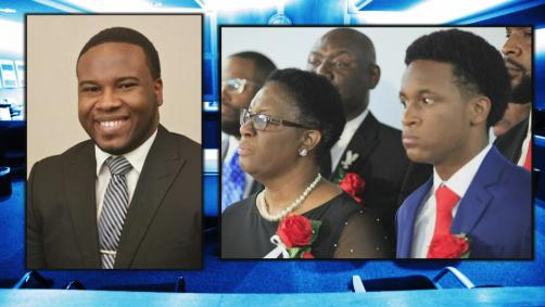 'I Opened My Eyes, And There He Was On The Floor,' Says Mother Of Shooting Victim Botham Jean On Seeing Video Of Dying Son