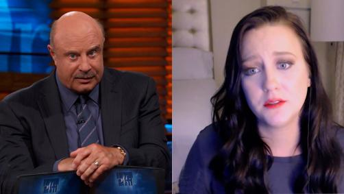 Dr. Phil and guest