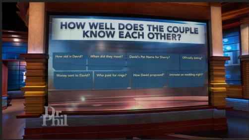 International Couple Seeking U.S. Visa For Husband Quizzed: How Well Do They Know Each Other?
