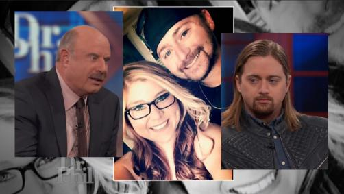 'This Is A Dangerous Relationship For You,' Dr. Phil Warns Man Who Admits To Putting Hands On His Girlfriend