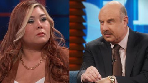 'You're In Danger,' Says Dr. Phil, Advising Guest To Leave Aggressive Boyfriend