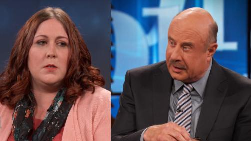 Dr. Phil: 'What I Always Look For Is For The Parent To Be The Calm In The Eye Of The Storm'