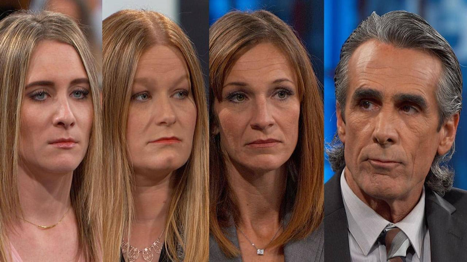 Three Sisters Confront Their Stepfather: Did He Do It? The