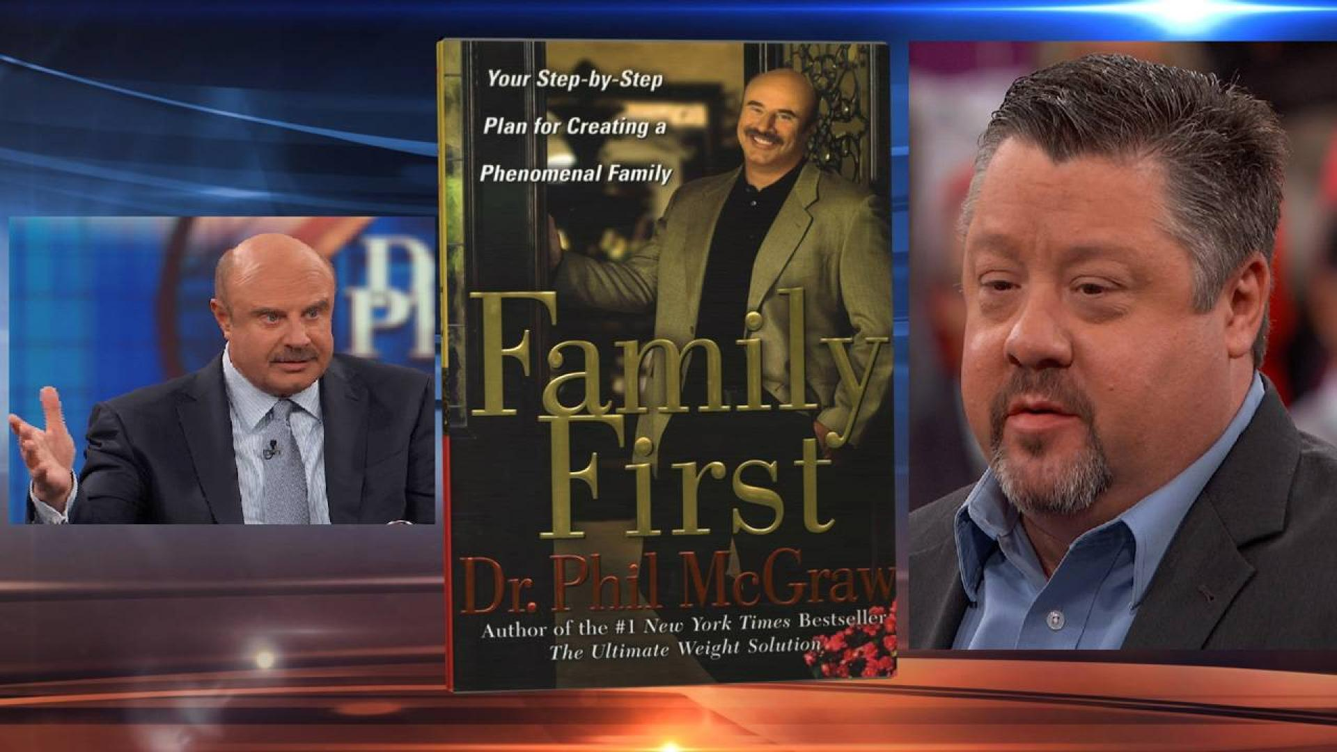 'You're Sabotaging Them,' Dr  Phil Tells Dad Who Speaks Ill Of His Ex To  Their Kids