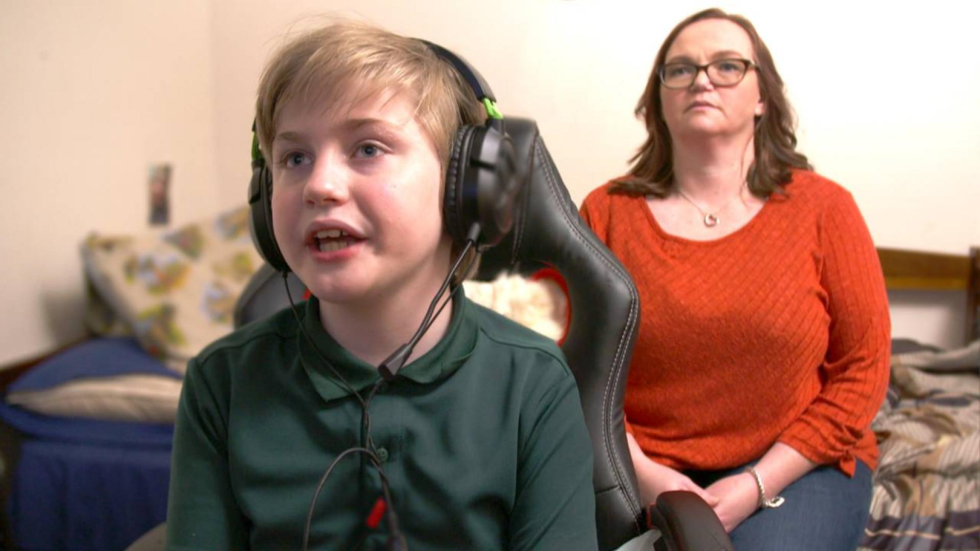 I'm Afraid of My Violent, Video Gaming Addicted Son"